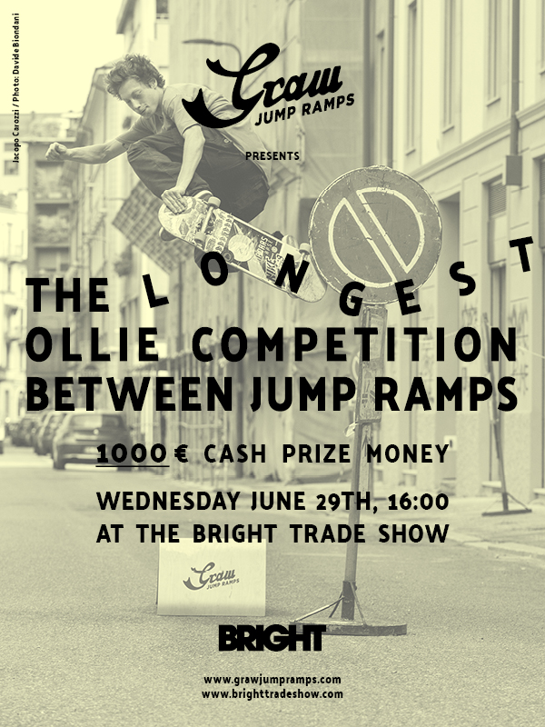 Bright's longest ollie contest (29/06)