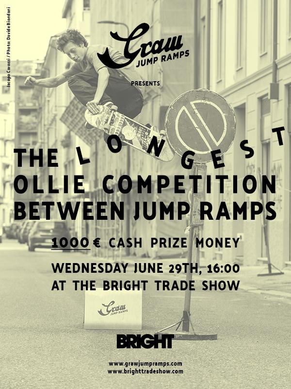 Bright's longest ollie contest (29/06)