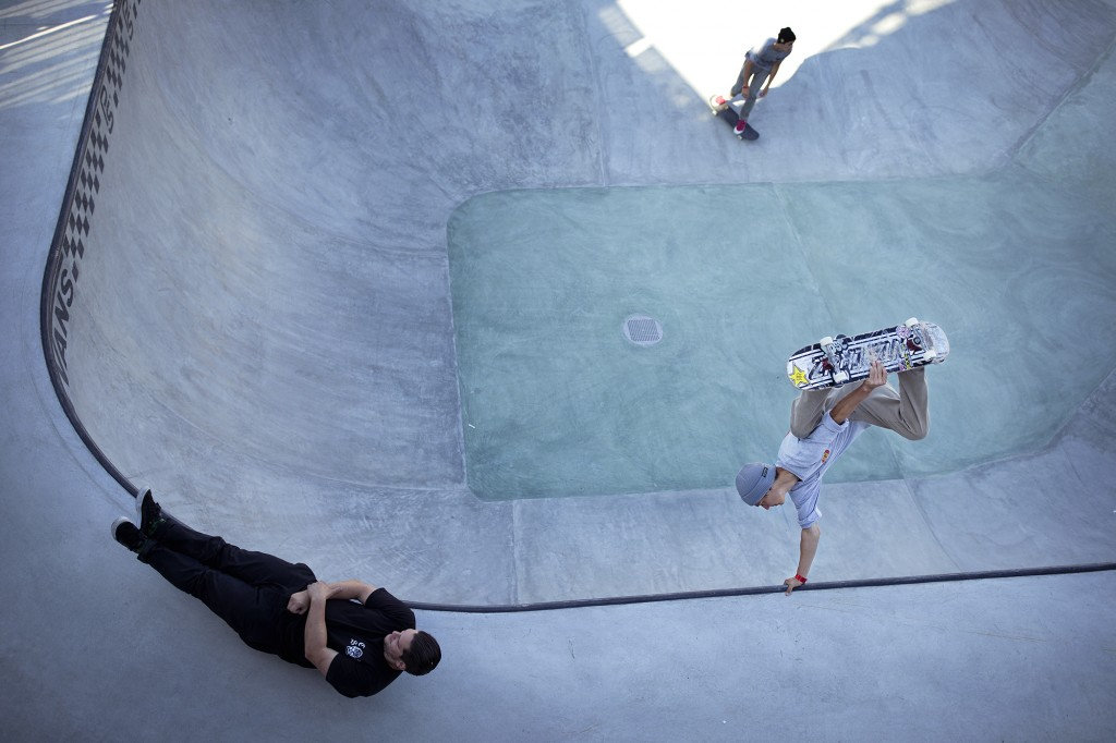 Ronnie Sandoval and Tristan Rennie.