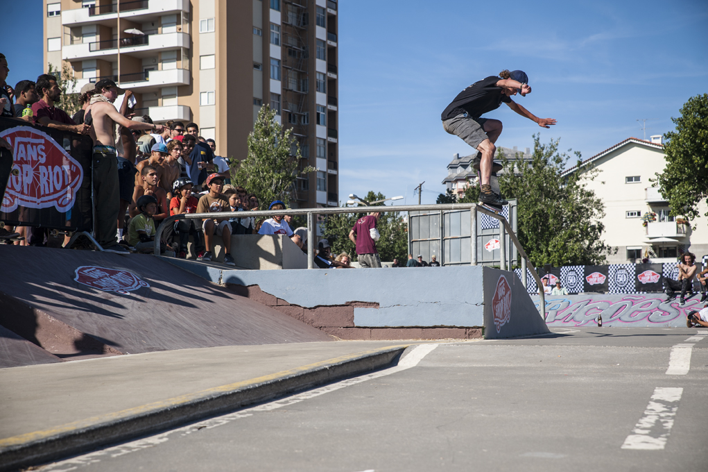 Jelle Maatman, fs crook (Burnside)