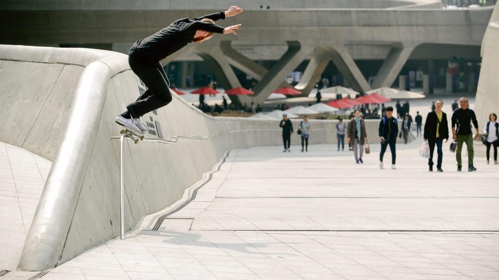 f5b18f51350f Free Skate Magazine » Endless Light  Vans in Korea