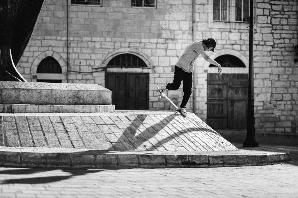 Sylvain Tognelli, backside noseblunt, Bethlehem.