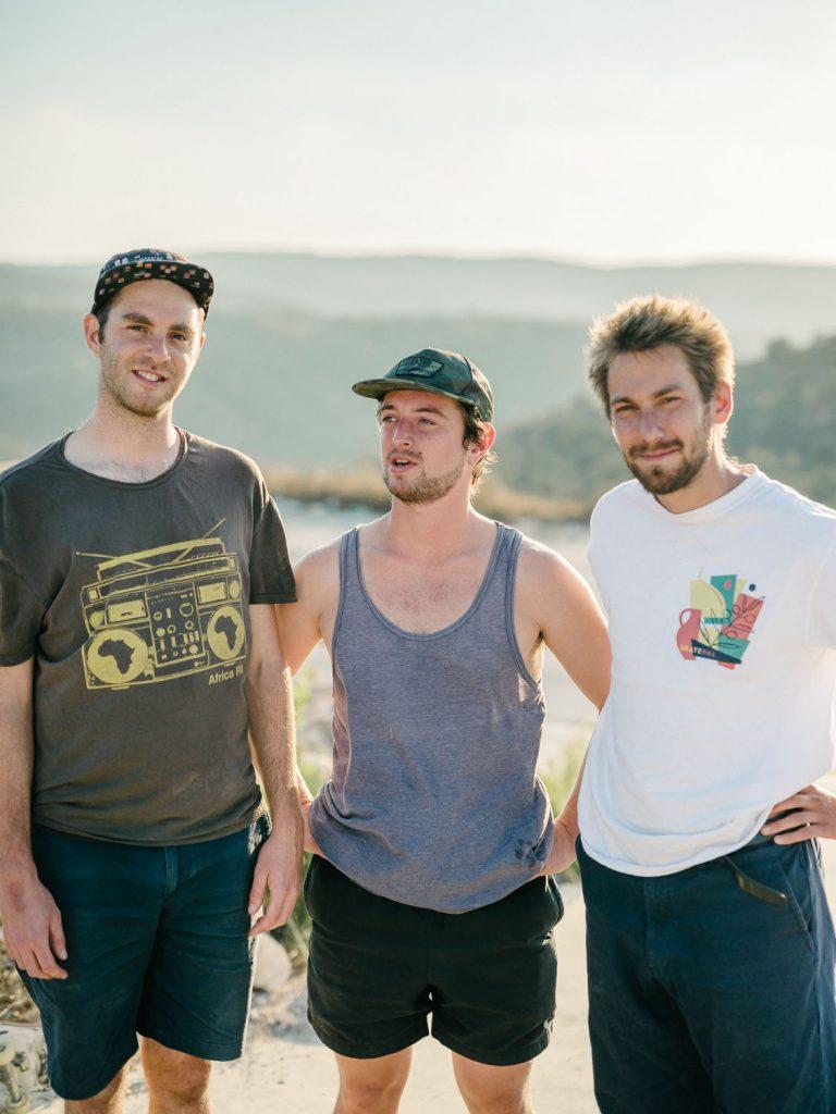 Skatepal crew.