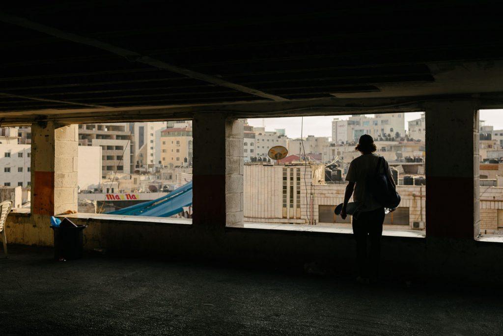 Sylvain, Ramallah.