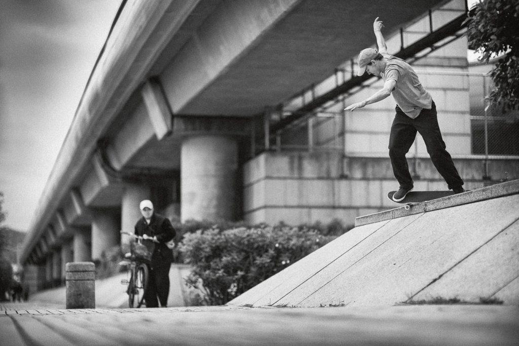 Max Palmer, Losi grind. Photo: Alex Pires.