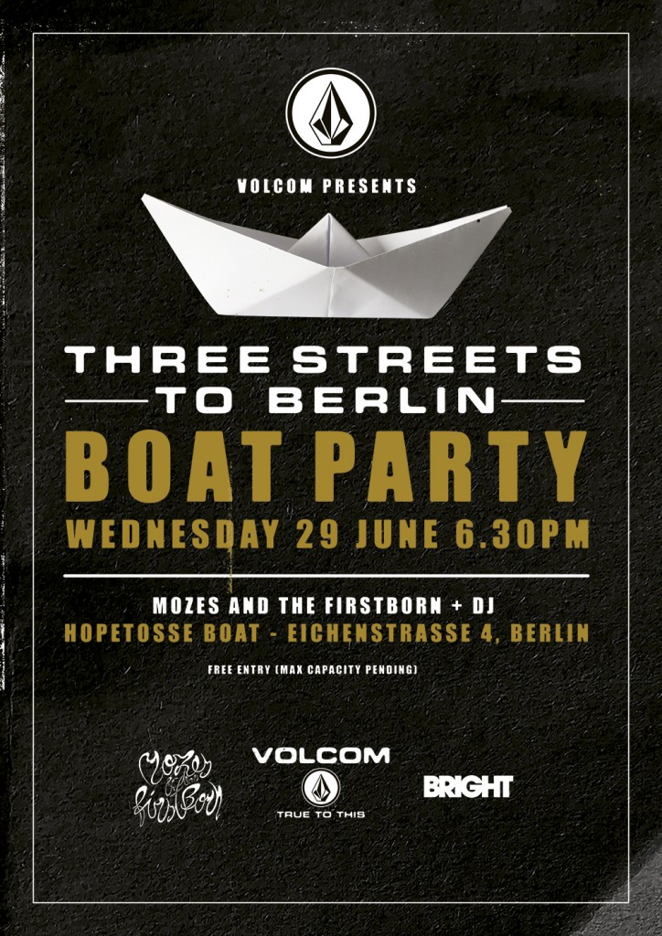 Volcom Boat Party (29/06)