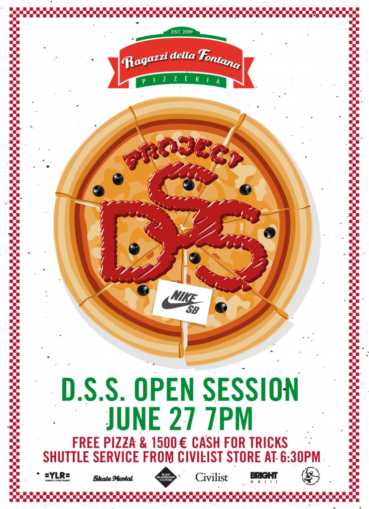 Monday 27/06: DSS Open Session