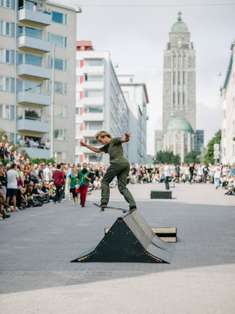 Marius Syvanen, Backside Tailside.