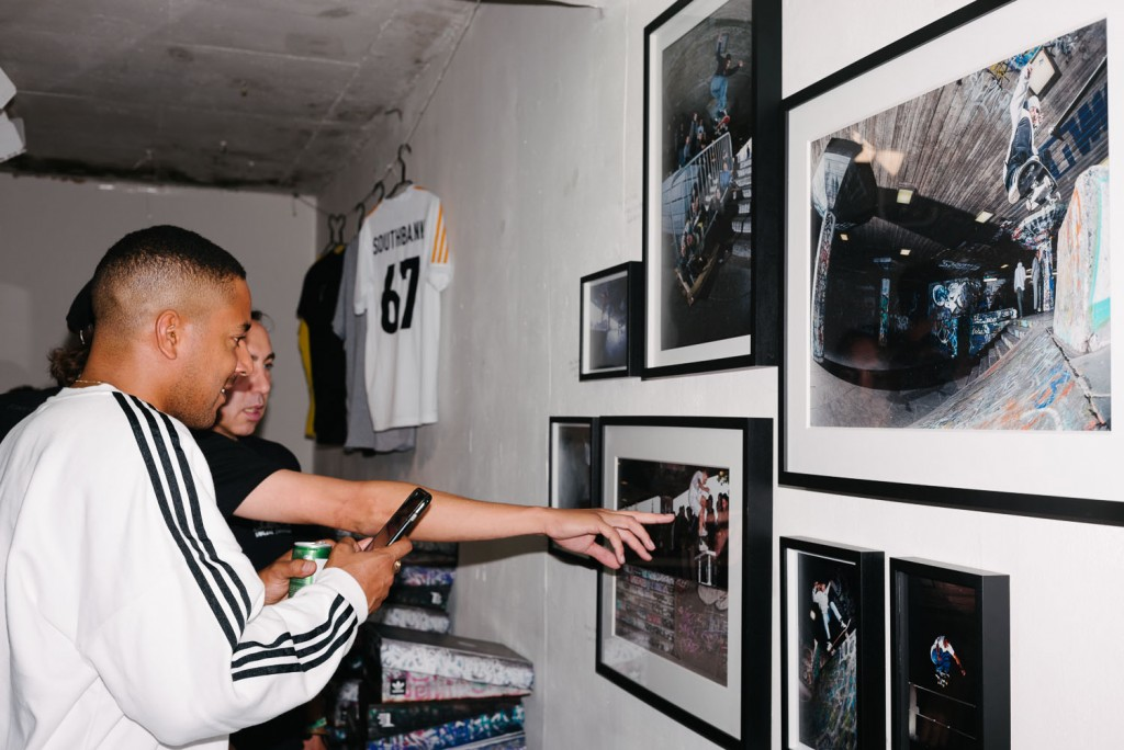 adidas x LLSB exhibition / Reclaration: The Journey Continues