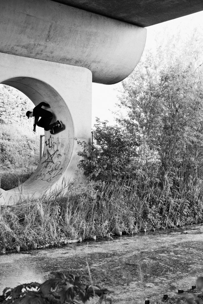 Aron, fullpipe stylist, Deventer.
