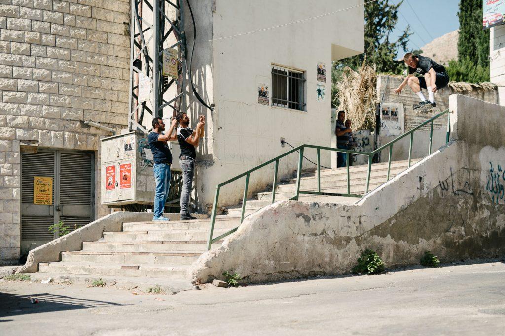 Casper, Ollie, Nablus.