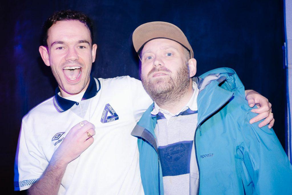 Gabriel Pluckrose and Dan Henshaw