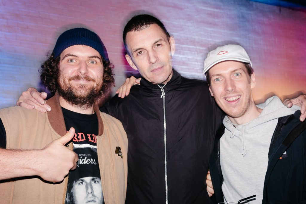 Big Dogs: Martin Kennelly, Tim Westwood and James Cruickshank