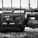 Palasonic VHS cam, 2016. Ph. Mike O'Meally