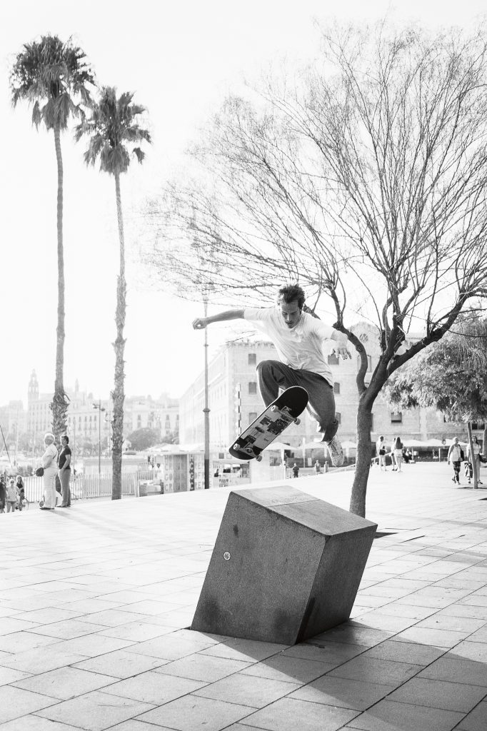 Wallie no comply