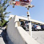 Sam Sitayeb, pole jam, LA. Ph: Alex Pires.