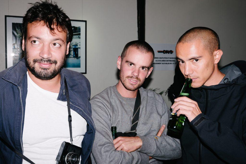 Alex Pires, Max Verret, Nikwen