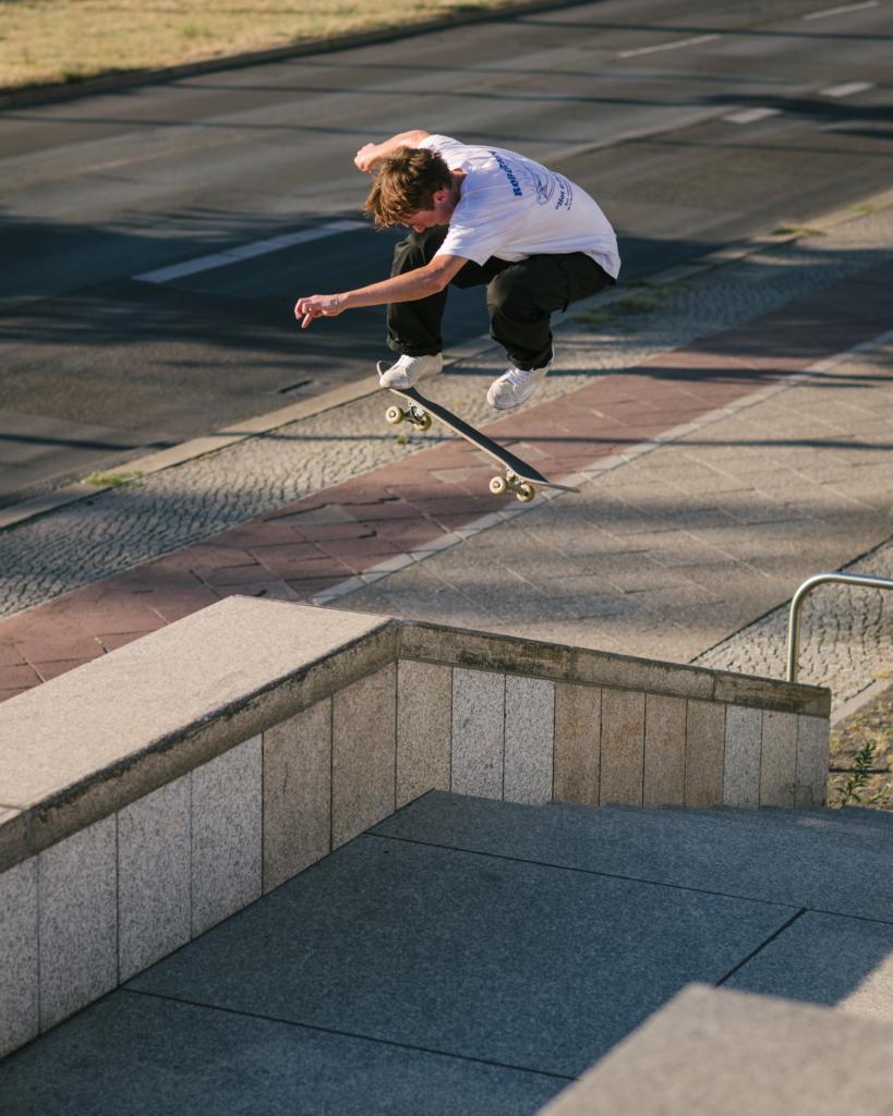 Kalle Wiehn, big flip.