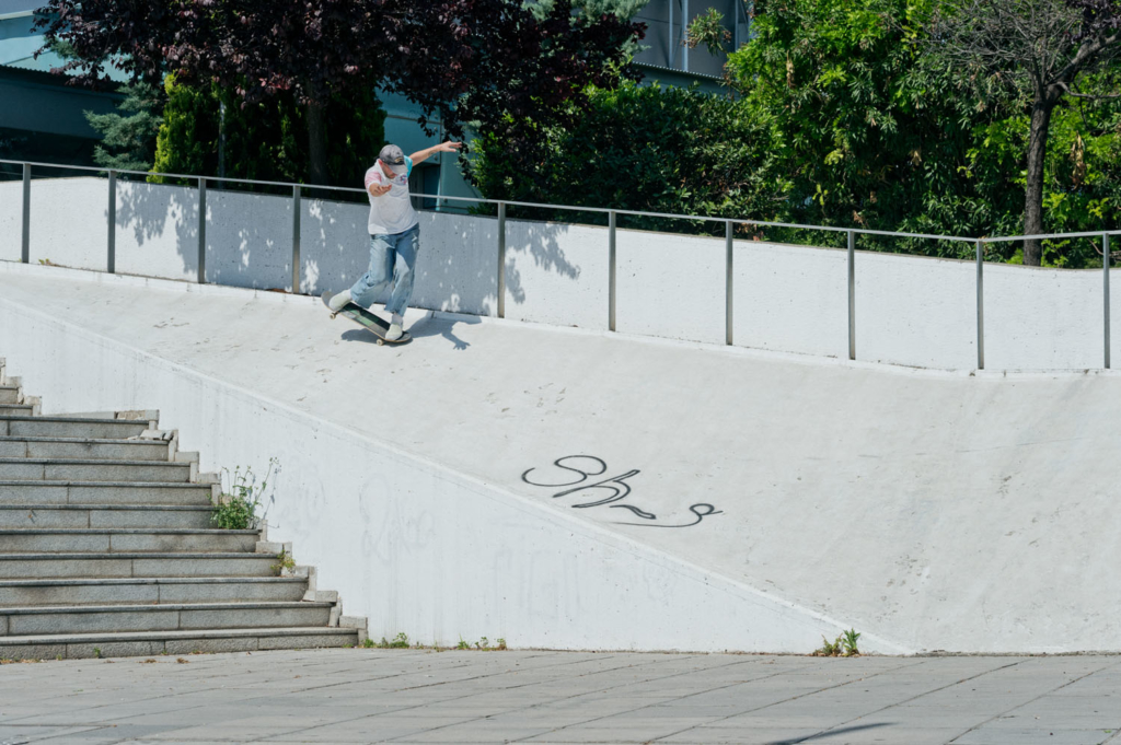 Nestor Suki, nose manual.