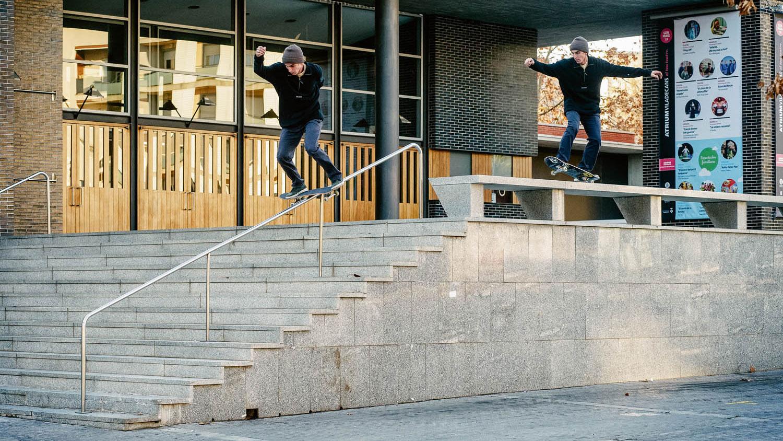 Free Skate Magazine » nike sb