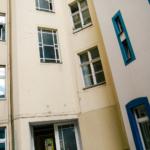 Berlin Courtyard. Ph. Joel Peck