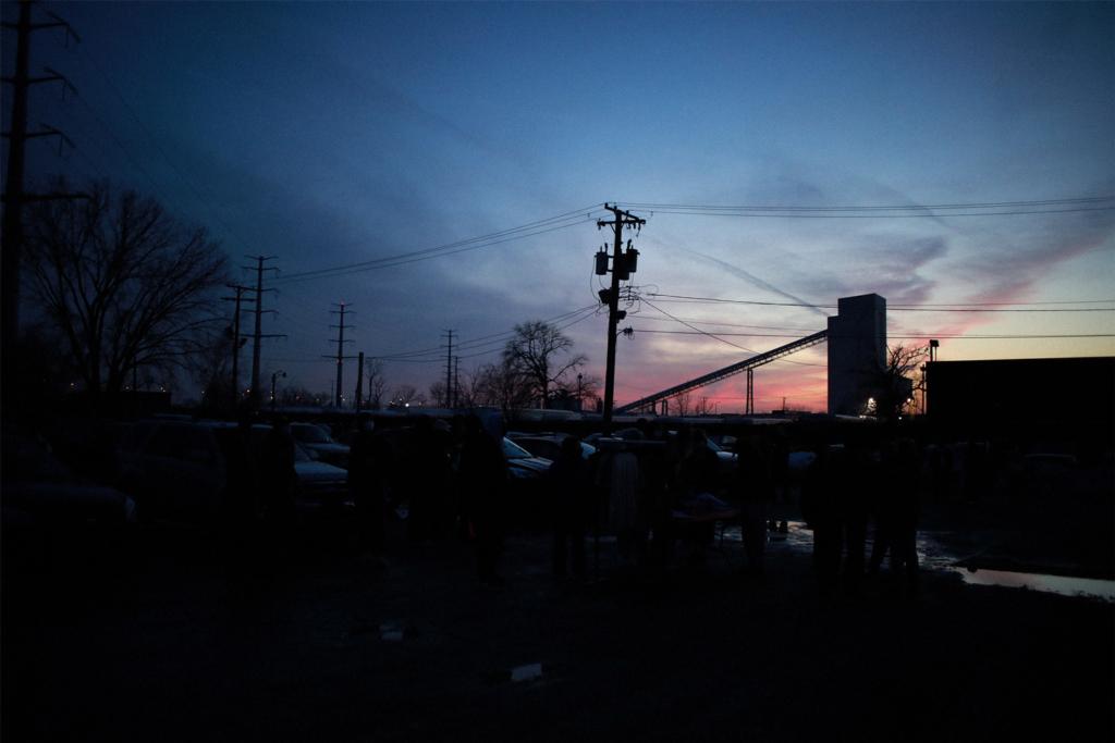 Prem sunset