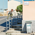 Mauro Caruso, gap to crooked grind